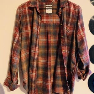 AE Flannel Autumn Colored